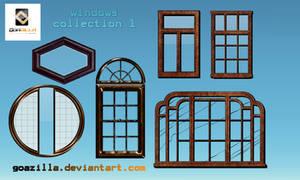 windows collection 1 by goazilla