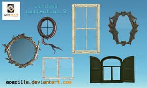 windows collection 2 by goazilla