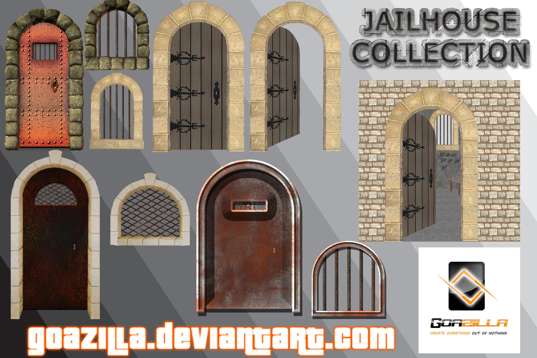 jailhouse collection by goazilla