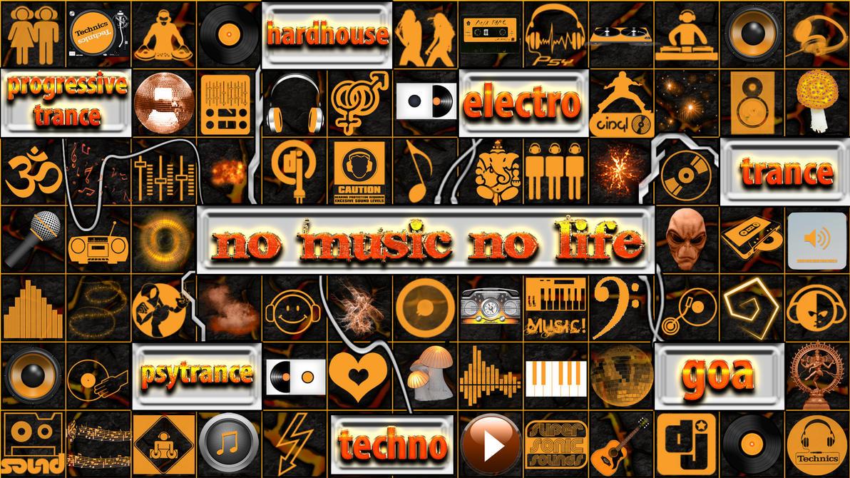 no music no life by goazilla
