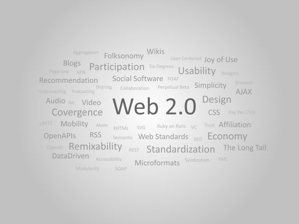 Web 2.0 Wallpaper by qdstudios