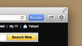 Safari 5.2 Reader Toolbar Icon Mod by Pflughaupt