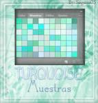 Muestras turquoise [ Photoshop ]