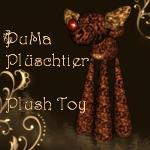 Plush Toy by Dracofemi
