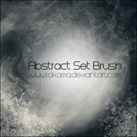 Abstract Brush Set