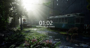 Komrad Clock Date 1.0
