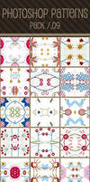Photoshop Patterns - Pack 09