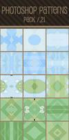 Photoshop Patterns - Pack 21