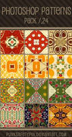 Photoshop Patterns - Pack 24