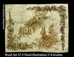 BrushSet57-FloralIllustrations