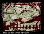 Brush Set 02 - Grunge
