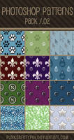 Photoshop Patterns - Pack 02