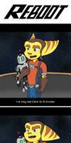 Reboot VS Original (RaC Comic)