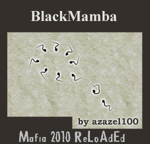 Black Mamba by jacksmafia