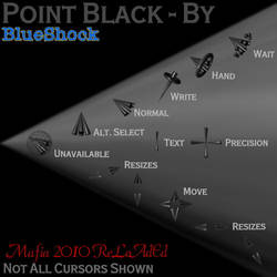Point-cursor pack-