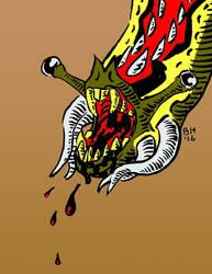 Wurm by benhazell