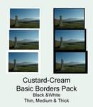 Basic Borders Pack