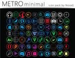 Metro Minimal Icon Pack