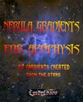Nebula gradients for Apophysis/UF