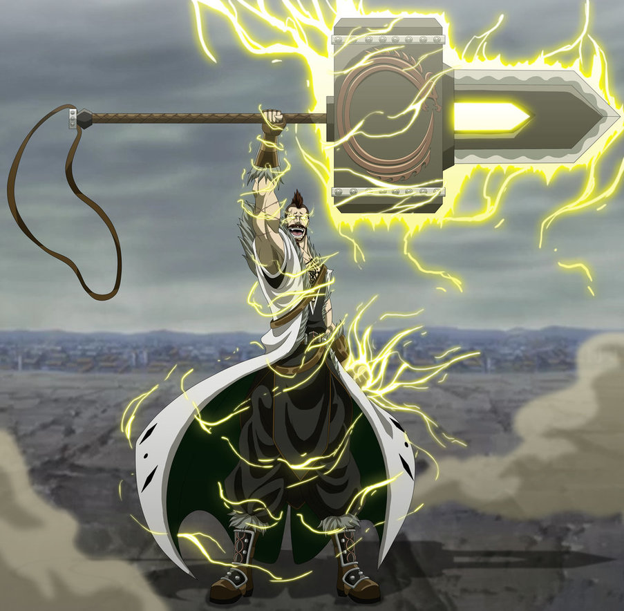 Bleach OC: Magni Kenpachison By VikingDan300 On DeviantArt