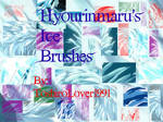 Hyourinmaru's Ice Brushes Pack