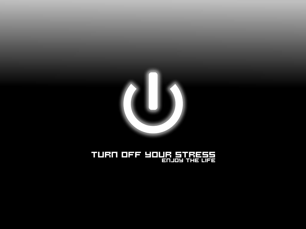 Turn Off your Stress