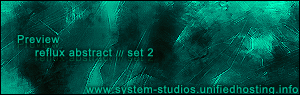 Abstract set 2 'ps7 version' by reflux-es