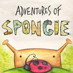 Adventures of Spongie by JenniElfi