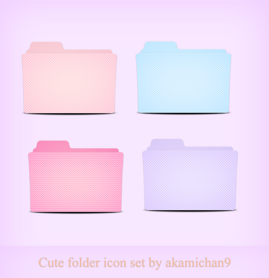 Cute Mac Icons
