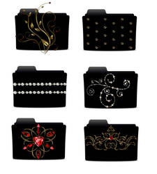 jewellery folder icon by akamichan9