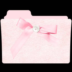 Cute Folder Icon By Akami by akamichan9