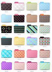 24 Folder Icon By Akamichan9 by akamichan9