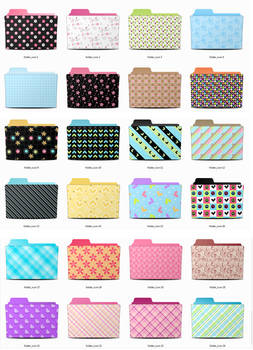24 Folder Icon By Akamichan9
