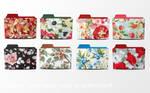 Vintage Floral Folder Icons