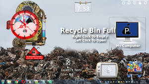 PlebMachine-RecycleBin by Plebware