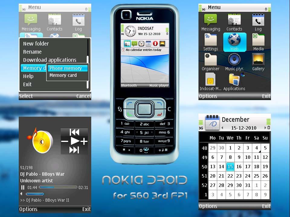 Nokia Droid by ChandraV76