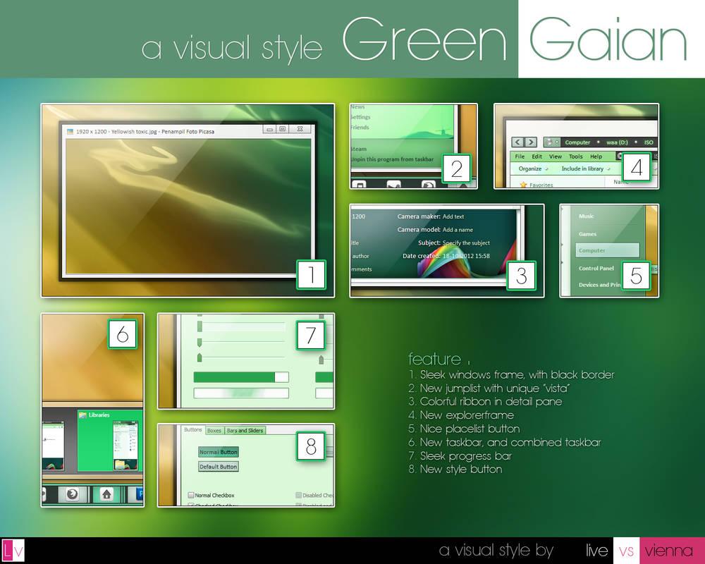Green Gaian