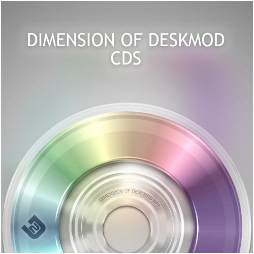 Dimension Of Deskmod Cds