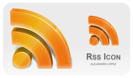 RSS by BlueMalboro Icon, Icons and more Icons