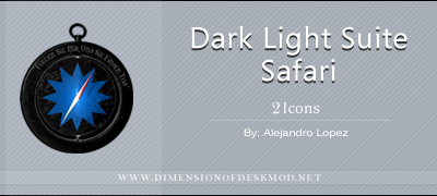 Dark Light Suite Safari by BlueMalboro