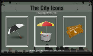 The City Icons