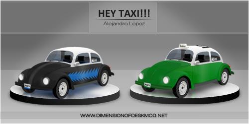 Hey Taxi by BlueMalboro