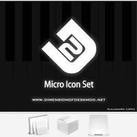 Micro Icon Set by BlueMalboro