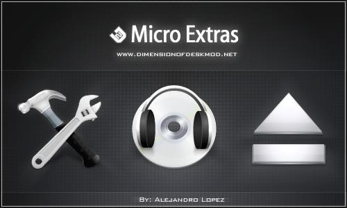 Micro Extras by BlueMalboro