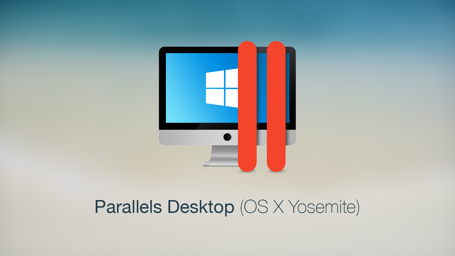 parallels desktop icon os x yosemite by baklay