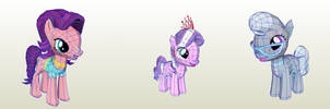 MLP Gameloft Android Wealthy Ponies