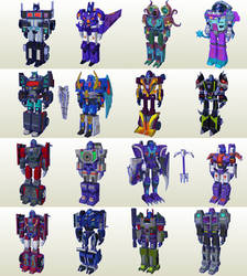 Transformers Earth Wars Pack 05