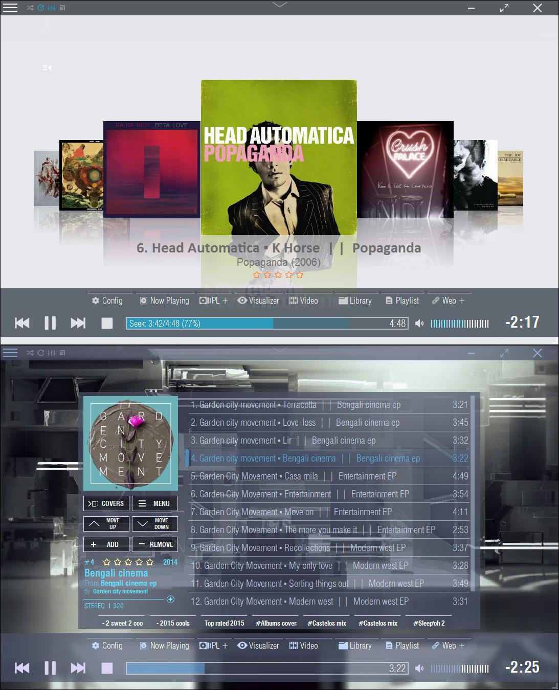 KOMODO X Touchscreen (v0.9 - beta)
