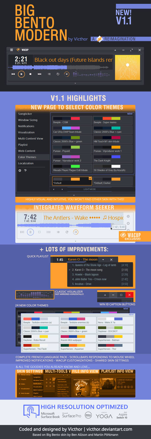 Big Bento Modern v1.1 by Victhor