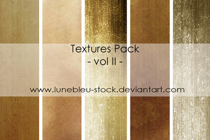 Textures Pack II by LuneBleu-Stock